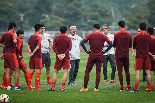 粤媒:国足安排大量体能训练,力争亚洲杯不跑输对手