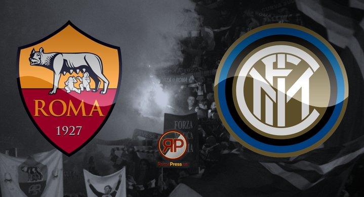 罗马vs国米首发:希克对决伊卡尔迪,桑顿战旧主