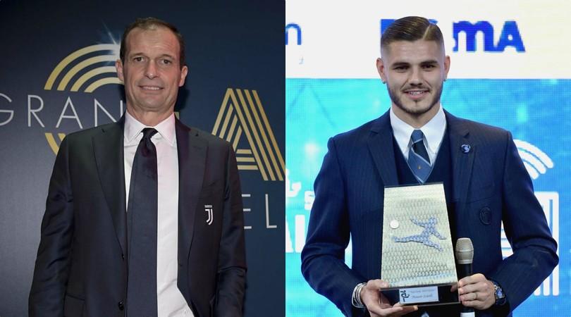 意甲奥斯卡颁奖:尤文最大赢家,伊卡尔迪当选最佳球员