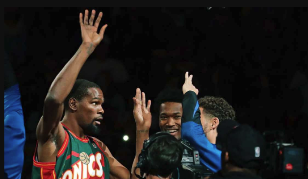 杜兰特:我想拥有一支NBA球队或进入球队管理层