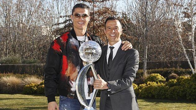 门德斯:无论谁获得金球奖,C罗都是世界最佳