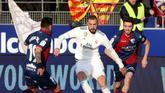 本泽马超越卡洛斯,成皇马队史胜场第三多外籍球员