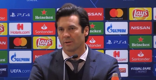前皇马主帅:索拉里和贝尔可能都会在本赛季后离开