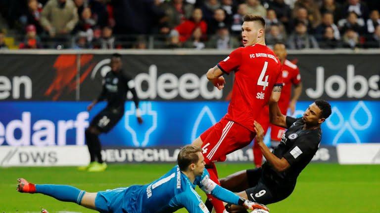 GIF:里贝里冷静推射, 为拜仁首开纪录