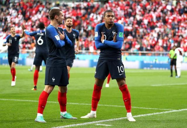 法国助教:踢阿根廷前, 乌姆蒂蒂、格列兹曼等分析了梅西