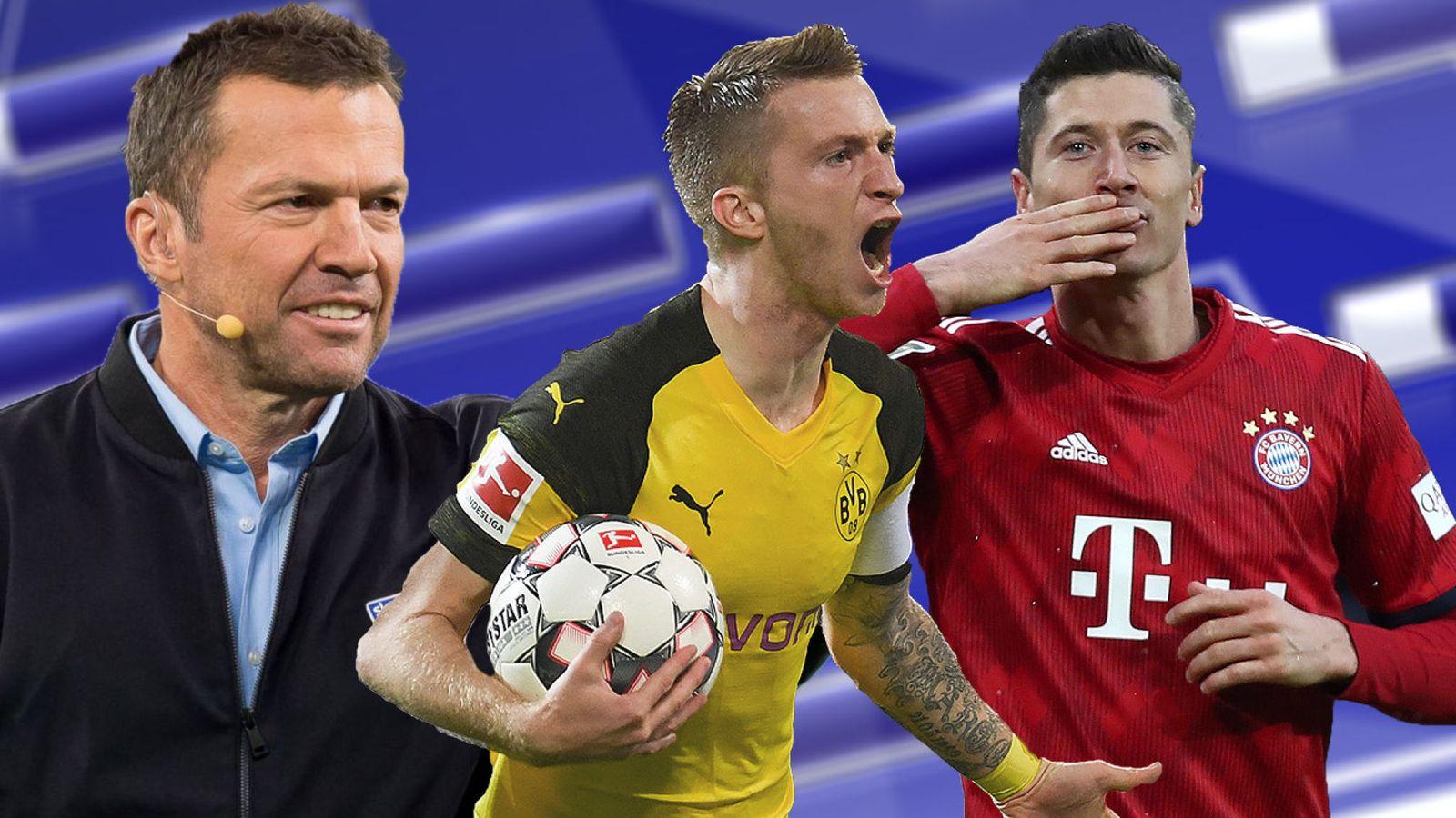 马特乌斯评德甲半程最佳阵:多特5人拜仁2人