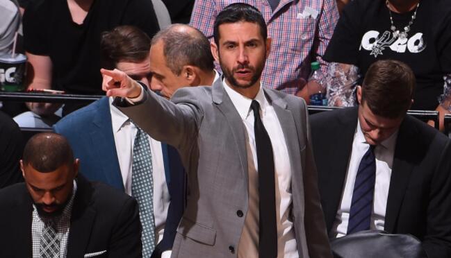 博雷戈:周六还会和篮网交手,憧憬球队能逆弹