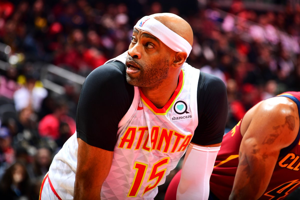 卡特21分成NBA历史最年长单场至少得到20分的球员