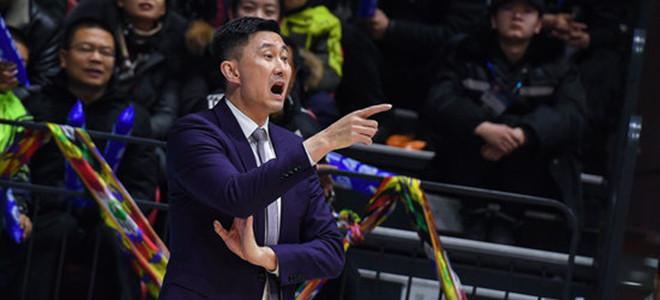 杜锋:新疆篮球越来越好,每次回来都非常开心
