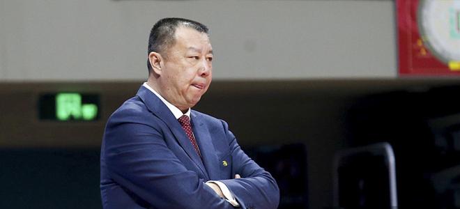 博彩网. 吴庆龙:输球是教练的问题
