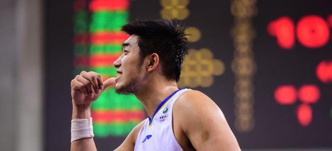 吴冠希:上海队培养了我,所以我肯定要全力迎战