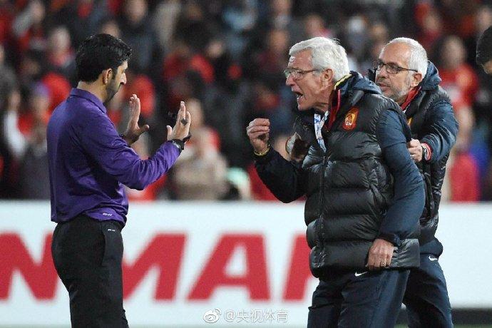 央视:哈桑执法国足亚洲杯首战,亚冠曾将里皮罚上看台