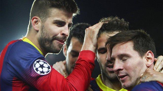 媒体:梅西与法布雷加斯入股皮克收购的 FC