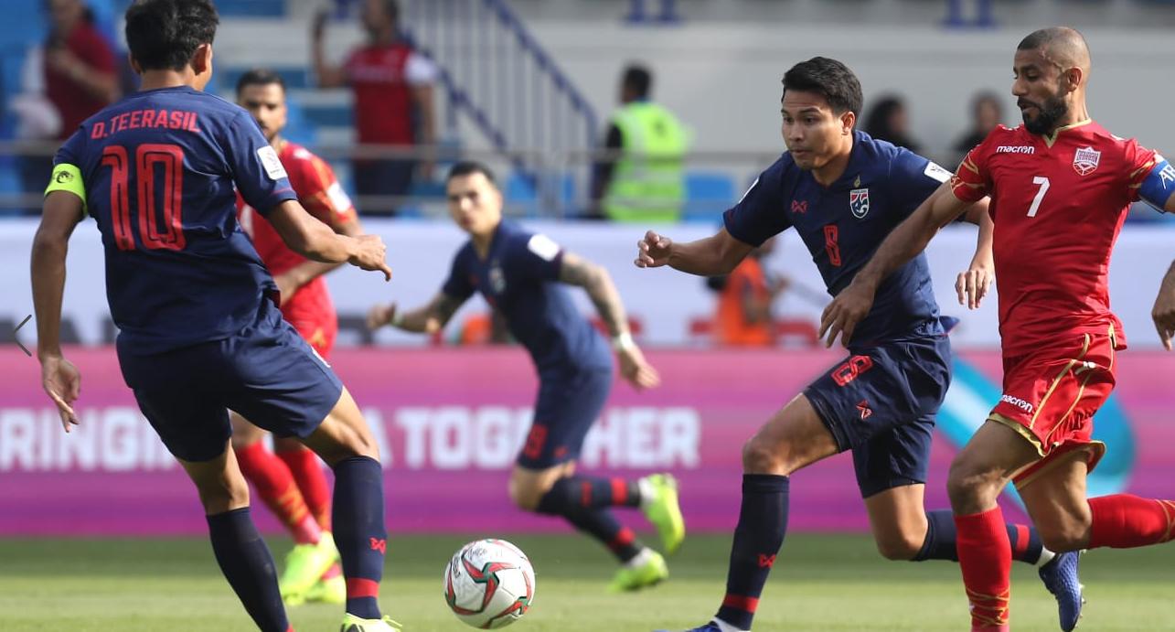 亚洲杯:差那迪破门制胜,巴林0-1泰国
