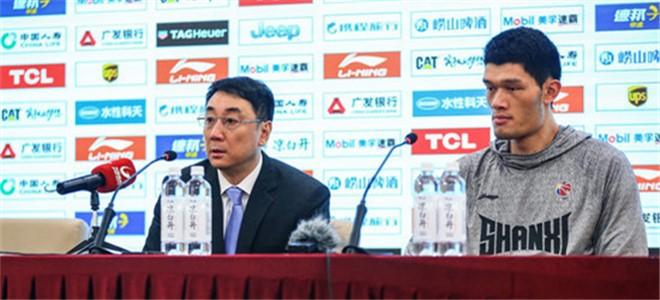 王非:上海队实力其实比我们强,球队整体表现不错