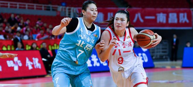 WCBA:李梦砍37分,八一双杀北京