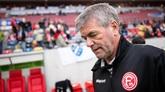 杜塞尔多夫不与主帅续约,冯科尔赛季末离任