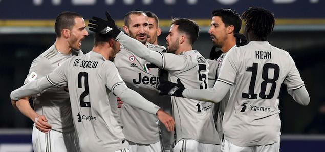 意大利杯:贝贝破门基恩建功,尤文2-0客胜博洛尼亚