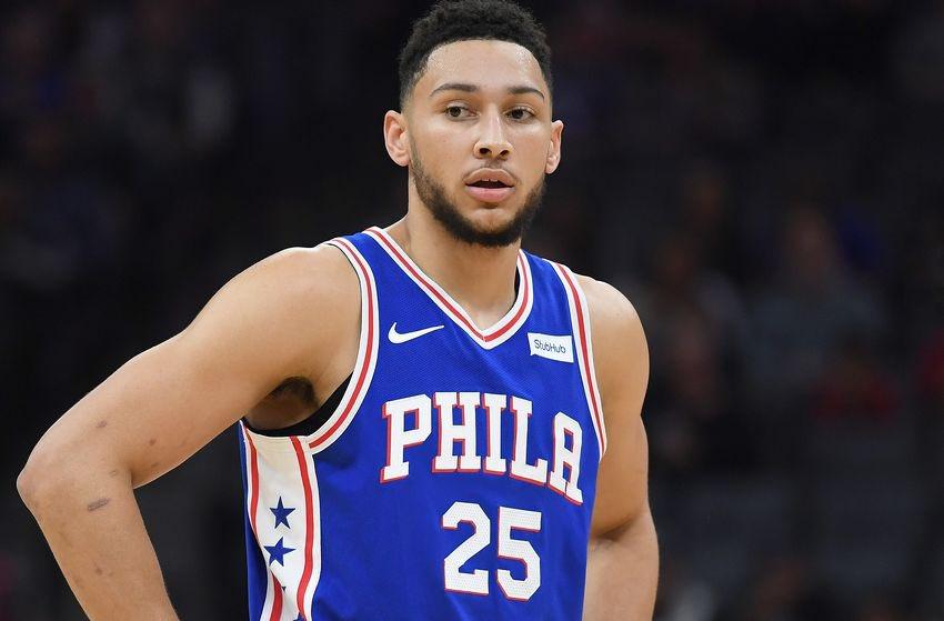 西蒙斯22篮板刷新个人生涯单场篮板纪录