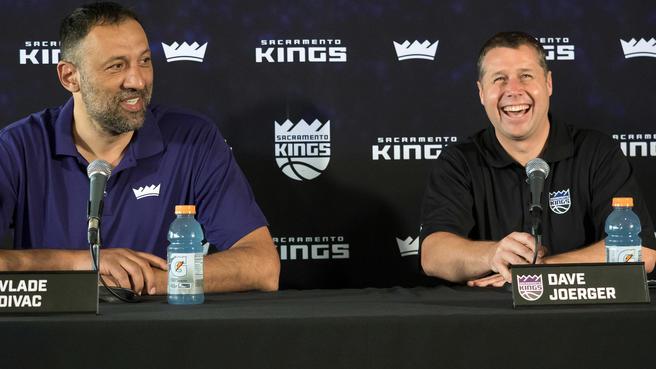 国王将执行教练组成员下赛季合同