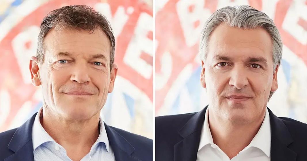 官方:拜仁与两位董事会高层续约至 2024年