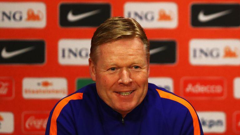 科曼:德里赫特两年内将成世界最佳中卫;德容最好踢后腰