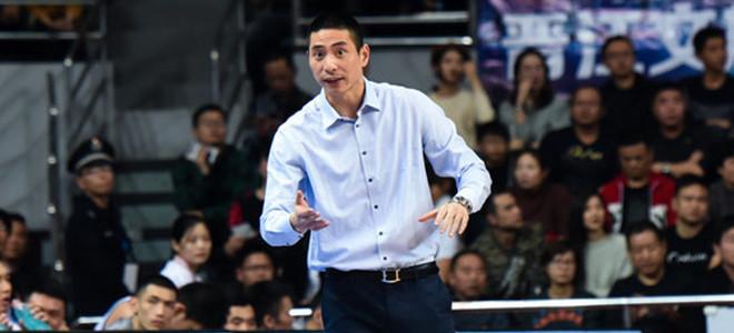 朱世龙:输球我负责,CBA主帅没有压力不大的