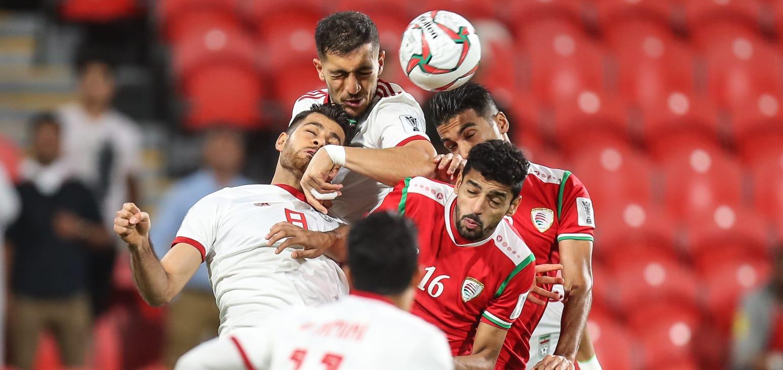 亚洲杯:贾汉巴卡什破门德贾加点射,伊朗2-0阿曼