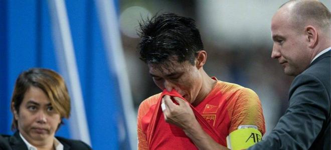 周鹏致敬国足队长郑智:感谢你的支付和竭力