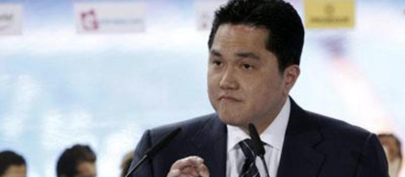 官方:托将手中股份全部卖给一家香港基金