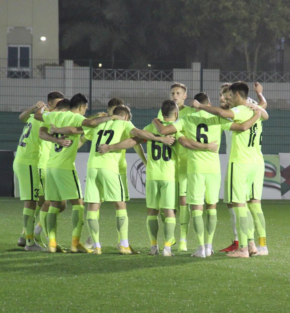 热身:韩国中卫朴志水首发,恒大0-2不敌斯洛伐克球队