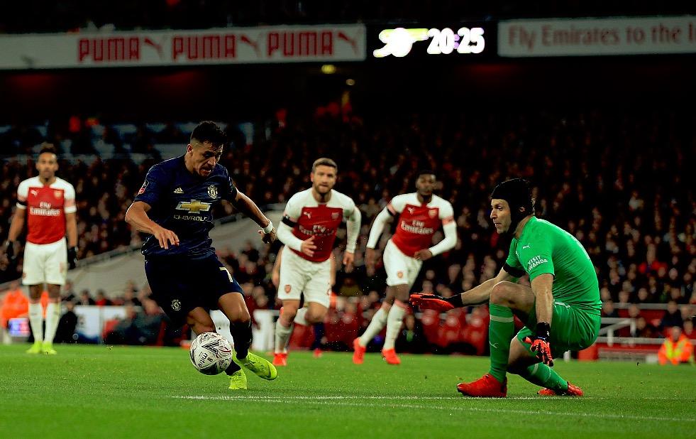 阿森纳曼联一战创英国本赛季收视纪录,约760 万人观赛