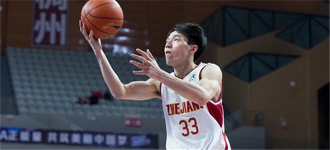 吴前浙江生涯得分超越吴乃群升至队史第四位