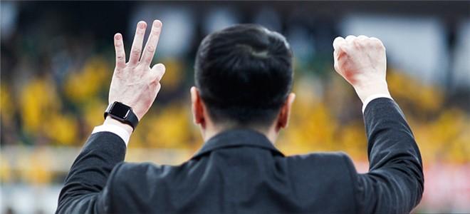 王非:广东跟我们打球会轻敌