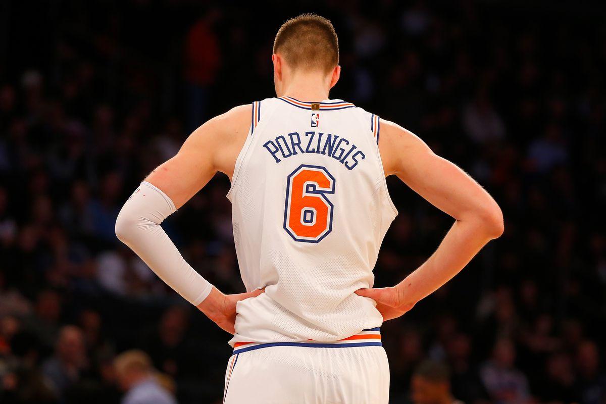 波尔津吉斯前3赛季场均至少1三分1盖帽,NBA历史首位