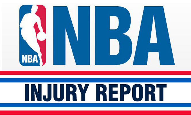 NBA今日伤病报告:雷迪克、钱德勒将缺席明日比赛