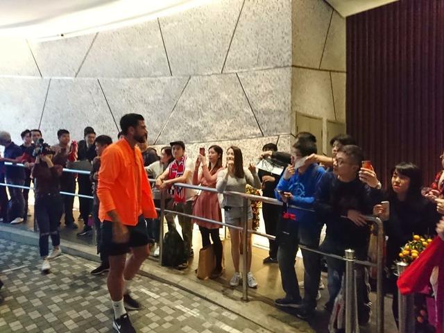齐鲁网:鲁能香港首训无费莱尼,轻伤在身或缺席贺岁杯
