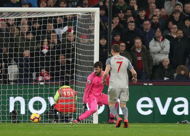 阿利松:如果利物浦想成夺冠,必须从现在开始赢得一切