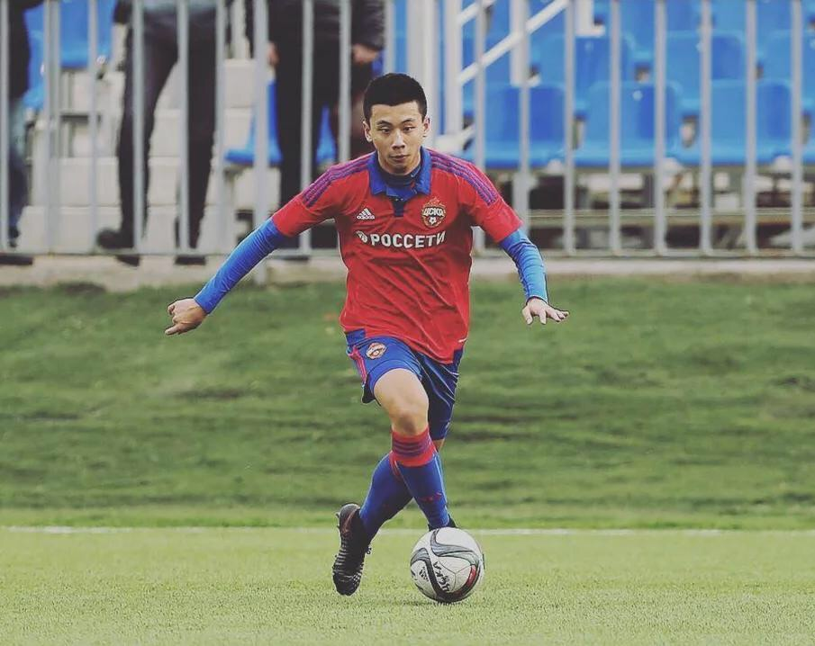 国足U18军训+集训最新名单:俄超小将黎腾龙入选