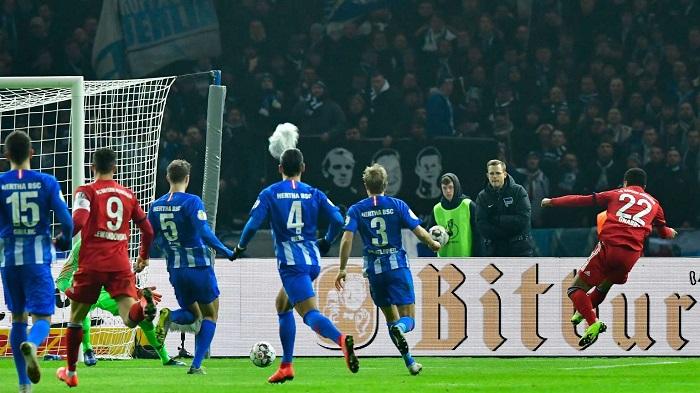 柏林主帅:拜仁配得上晋级, 不过赫塔也有机会