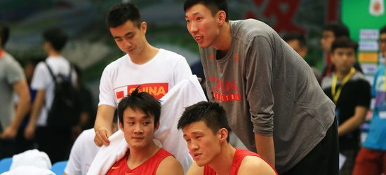 辽宁官方:周琦此行探望亲友,他将在体育局单独训练