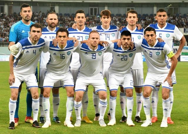 官方:乌兹别克斯坦确认参加中国杯,首场对阵泰国