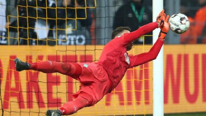 不莱梅门将帕夫连卡当选德国杯本轮最佳球员