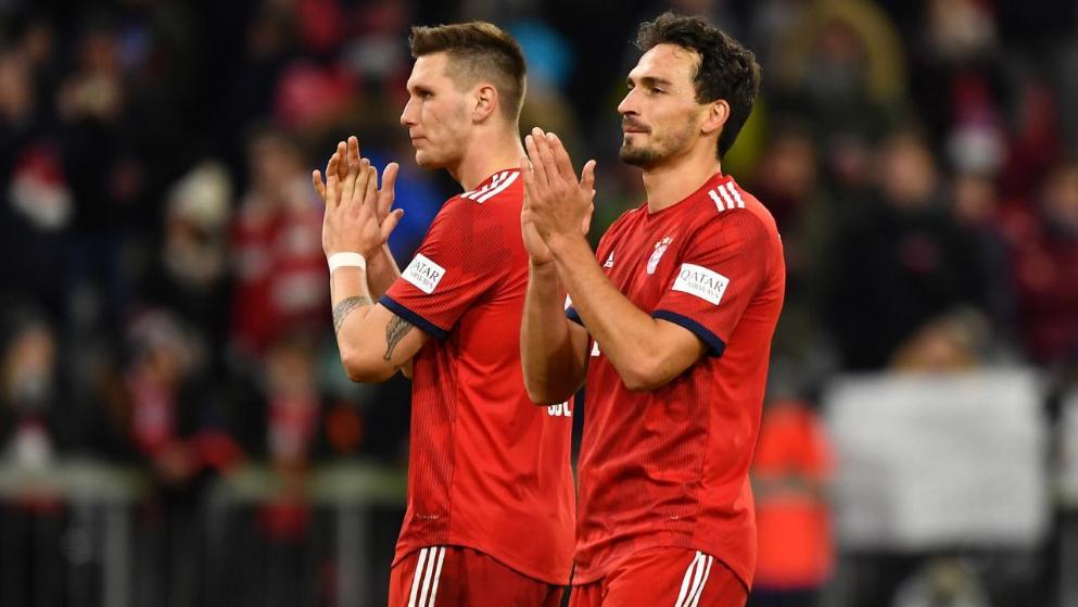 数据显示, 胡梅尔斯博阿滕依然是拜仁最佳中卫搭档?