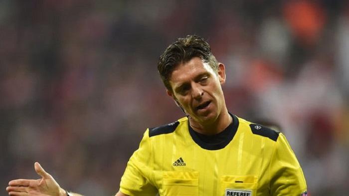 裁判确定!意大利名哨罗基执法利物浦和欧冠比赛