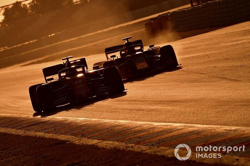 倍耐力:巴塞罗那新铺设的赛道让赛车比去年更快