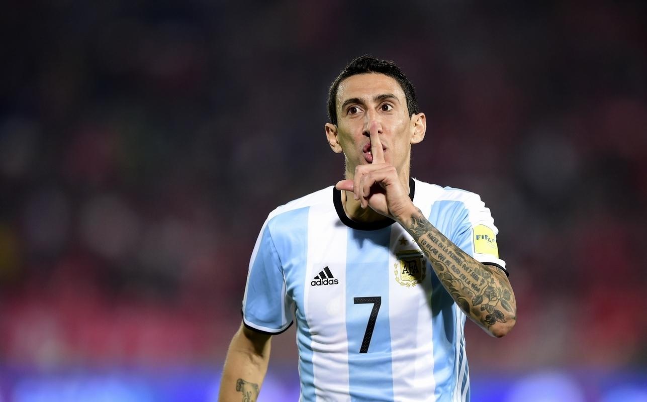 迪马利亚:虽然我31岁了,但依然梦想入选阿根廷国家队