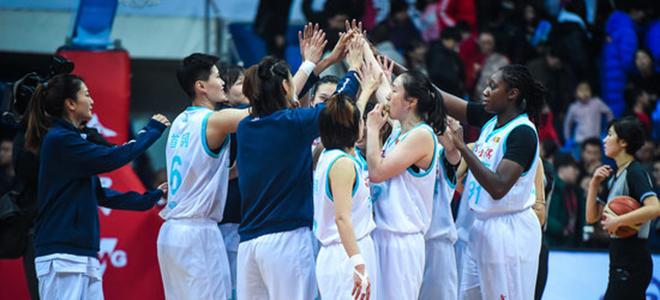 WCBA:北京、江苏晋级半决赛, 将分别对阵广东、八一