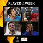 欧联杯周最佳球员候选:阿兹蒙、奥多伊、萨拉比亚在列
