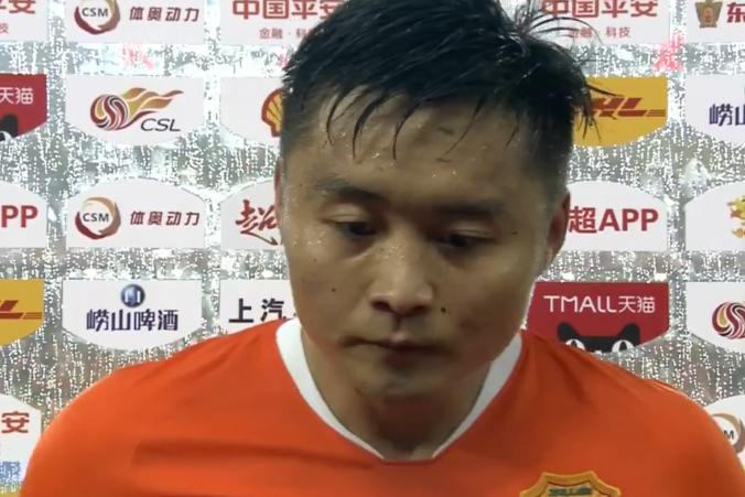 李行:踢成这样已经很满意了,卓尔后面还有29场决赛
